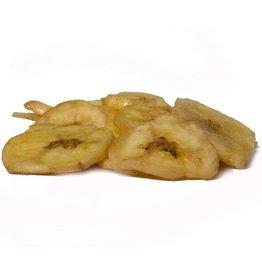 Deli Nuts Bananenchips gezoet Biologisch