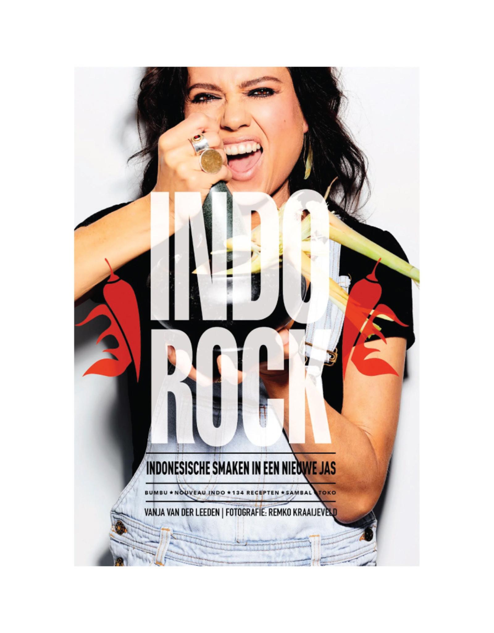 Vanja van der Leeden Indorock