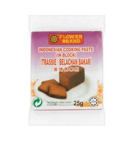 Flower Brand Trassie Belachan Bakar