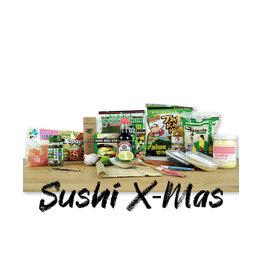 Sushi Xmas Box incl. BTW