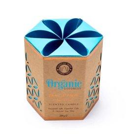 Organic Goodness Sojawas Kaars Agarhout