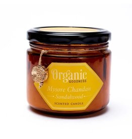 Organic Goodness Sojakaars Sandelhout