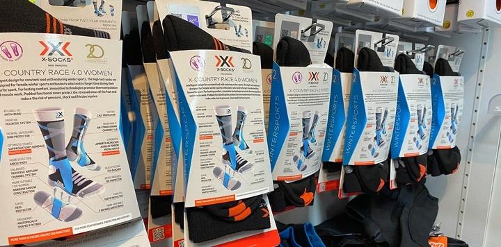 x-socks shop