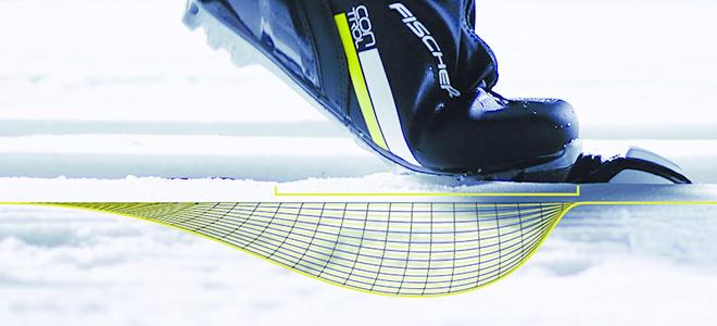 Langlaufen-ski's-aanmeten