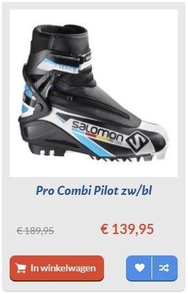 Pro Combi Pilot zw/bl schoen