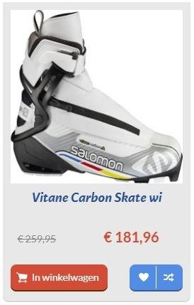 Vitane Carbon Skate wi