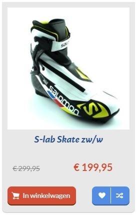 S-lab Skate zw/w
