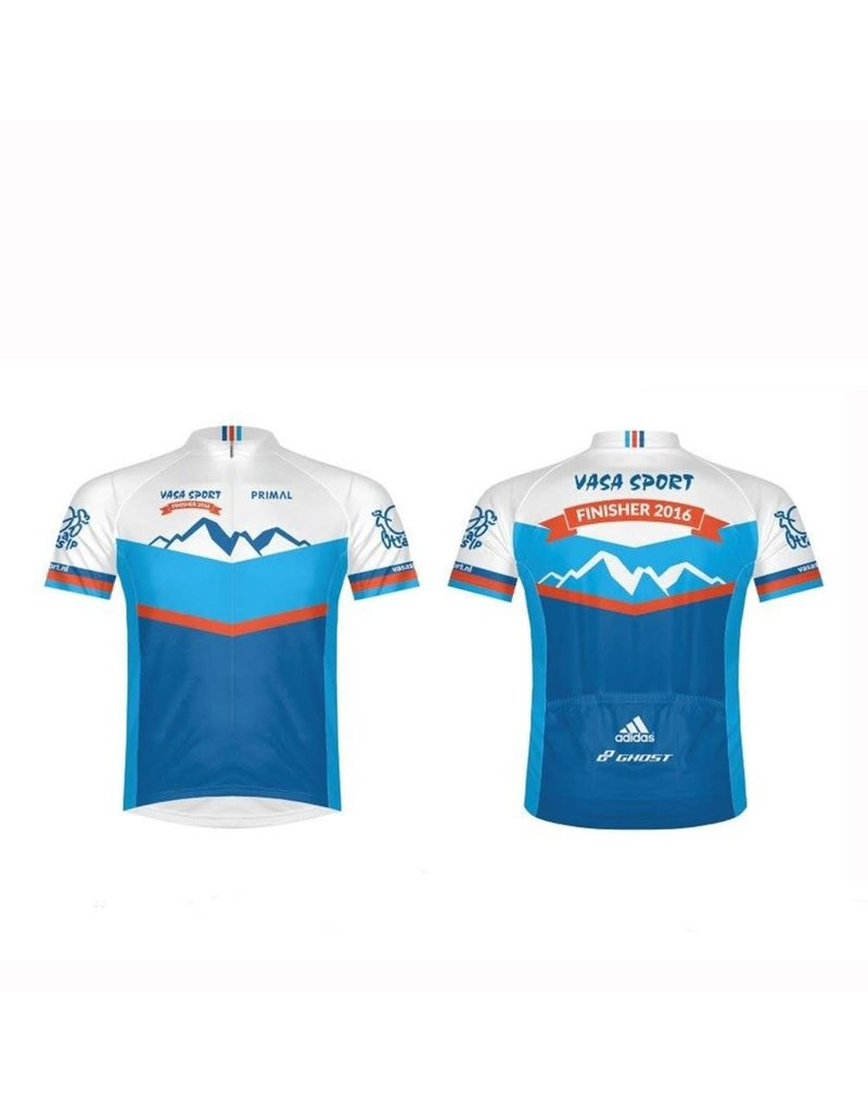 Primal Finishers Shirt 2016