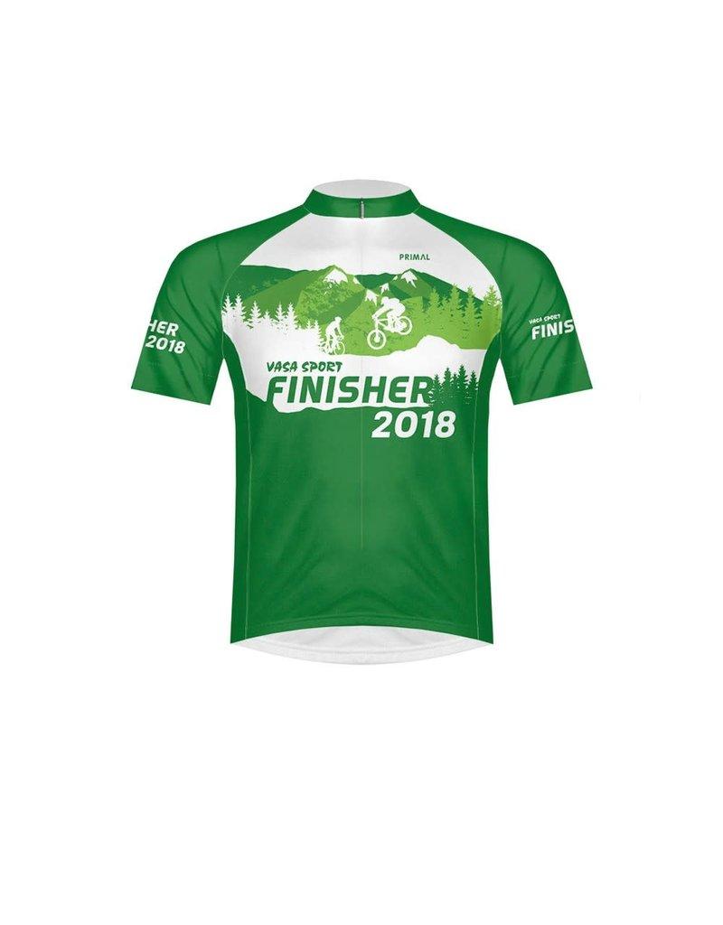 Primal Vasa Finisher Shirt dames 2018