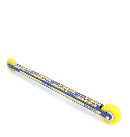 Skiskett Fire PV gele wielen