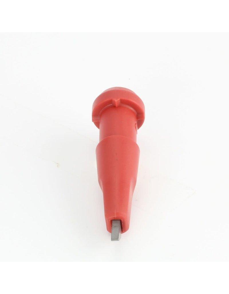 Swenor Rolskipunten 10.0 mm rood