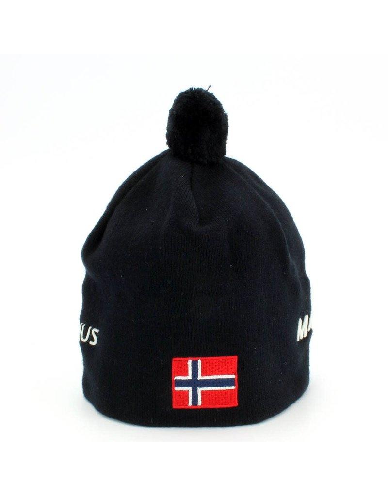 Madshus Ski hat zwart