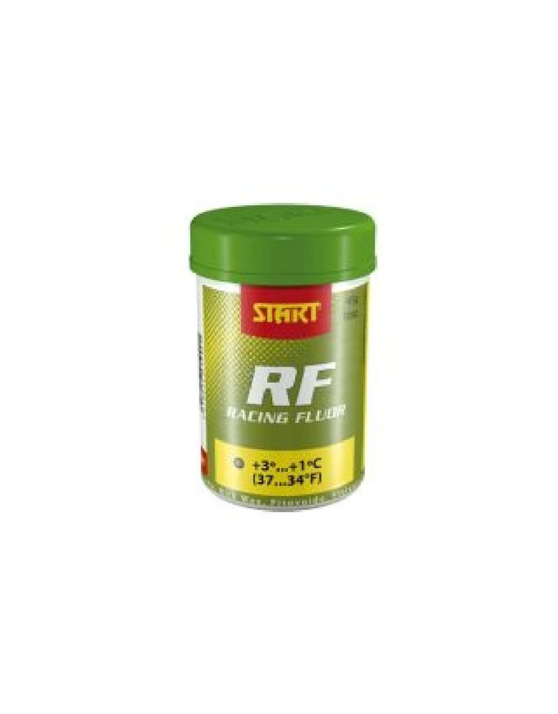 Start Hardwax racing fluor geel
