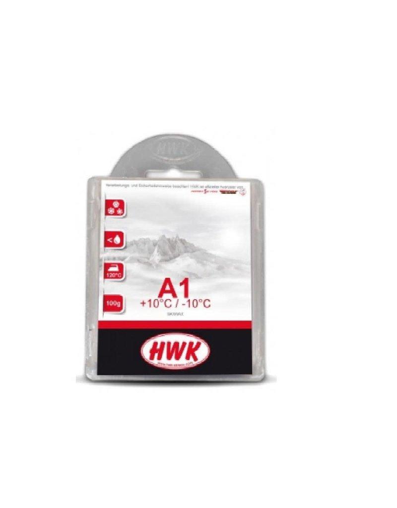 HWK LF fluor glijwax universeel