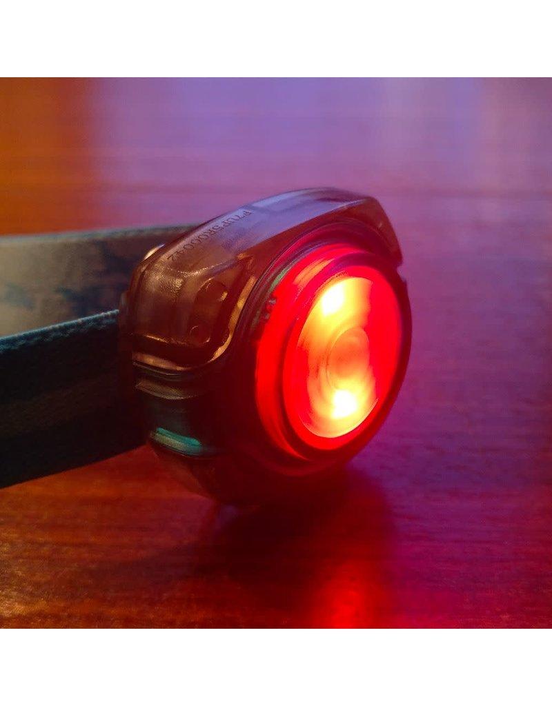 Fenix Ledlamp blauw