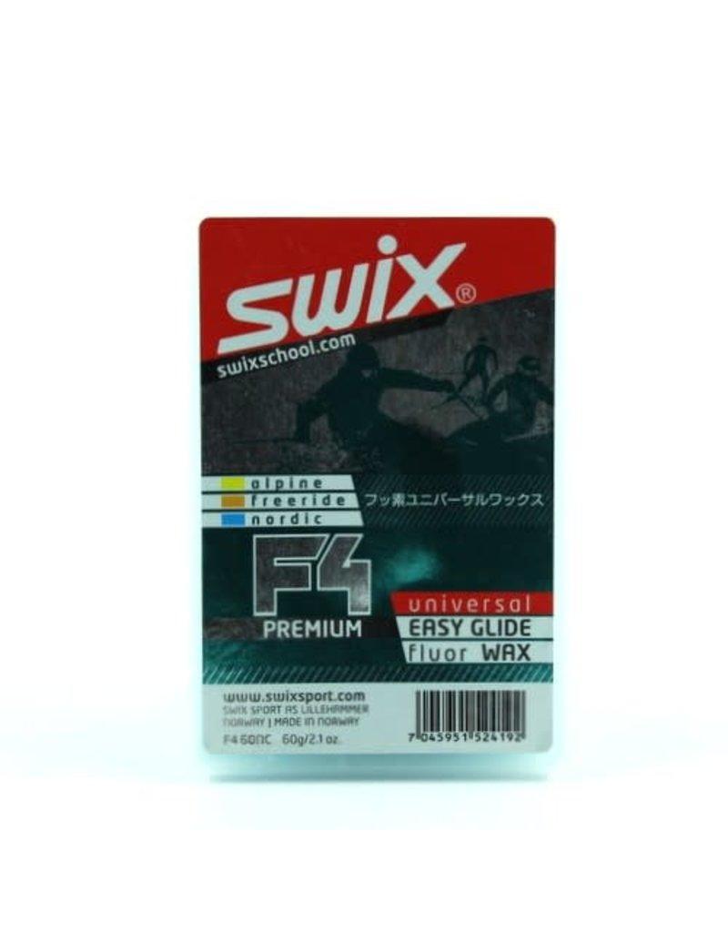 Swix F4 premium uni LF