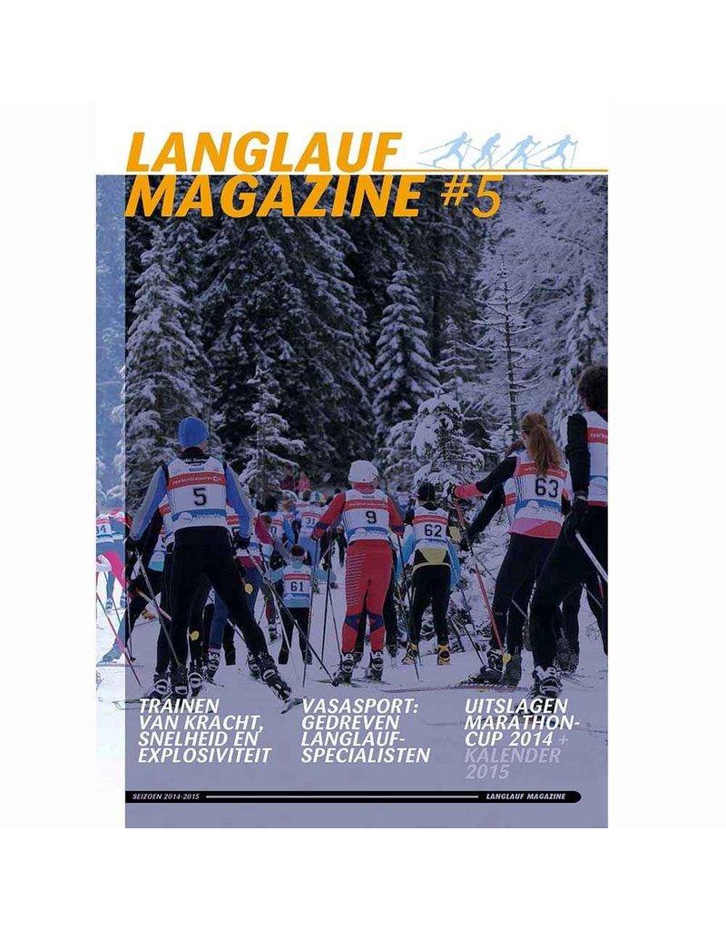 Vasa Langlauf Magazine 2014/2015