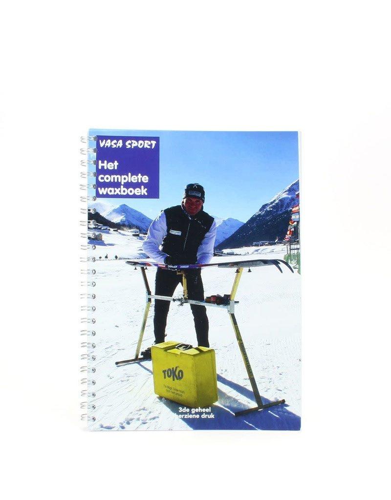 Vasa Sport Waxboekje Vasa 3e druk