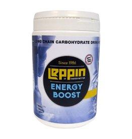 Leppin Energiedrank pot 500gr lemon