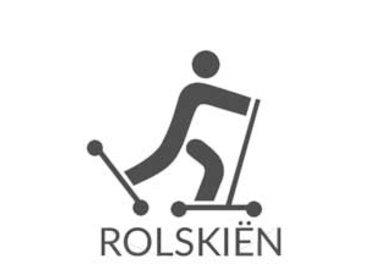 Rolskiën/Skiken
