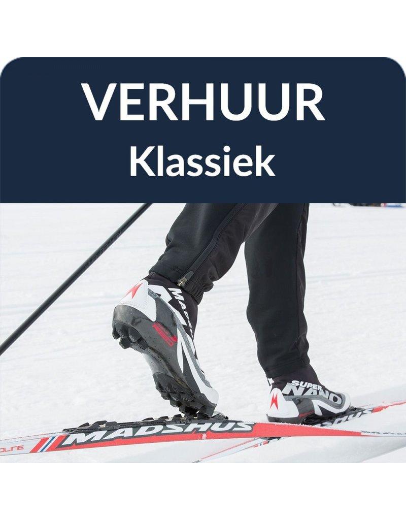 Vasa Huur set langlauf klassiek