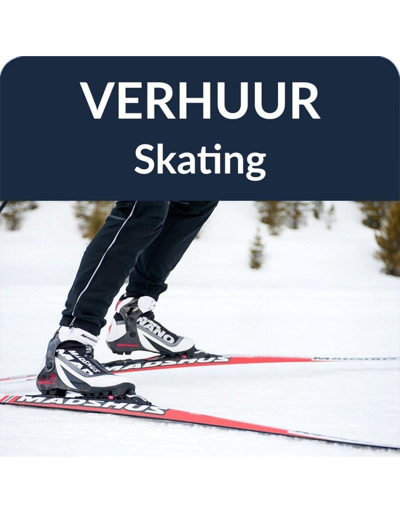 Vasa Huur set langlauf skating