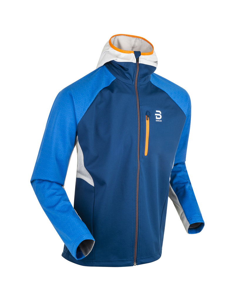 Daehlie Jacket North blauw
