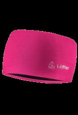 Loeffler Mono TVL Hoofdband pink