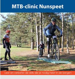 Vasa Sport MTB clinic Nunspeet (16-05-2021)