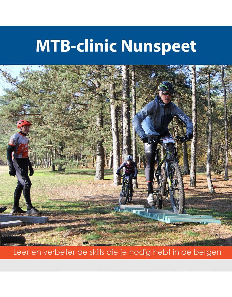 Vasa Sport MTB clinic Nunspeet (11-04-2021)