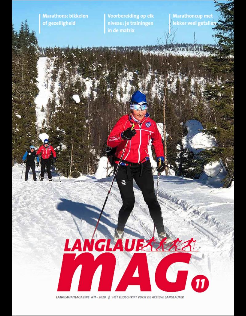 Langlauf Magazine 2020/2021