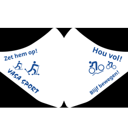 Vasa Sport Mondkapje