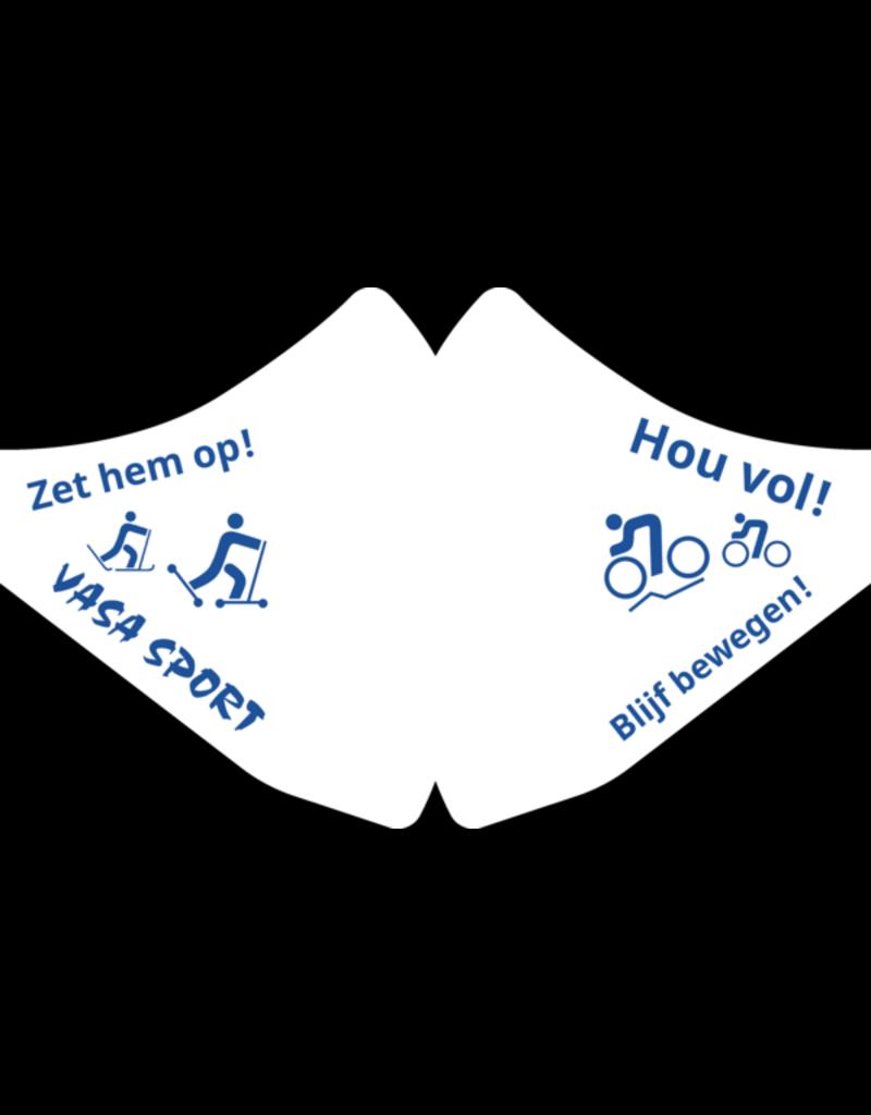 Vasa Sport Mondkapje - Zet 'm op!
