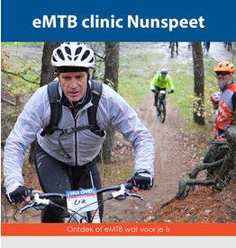 Vasa Sport eMTB clinic Nunspeet (juni 2021)