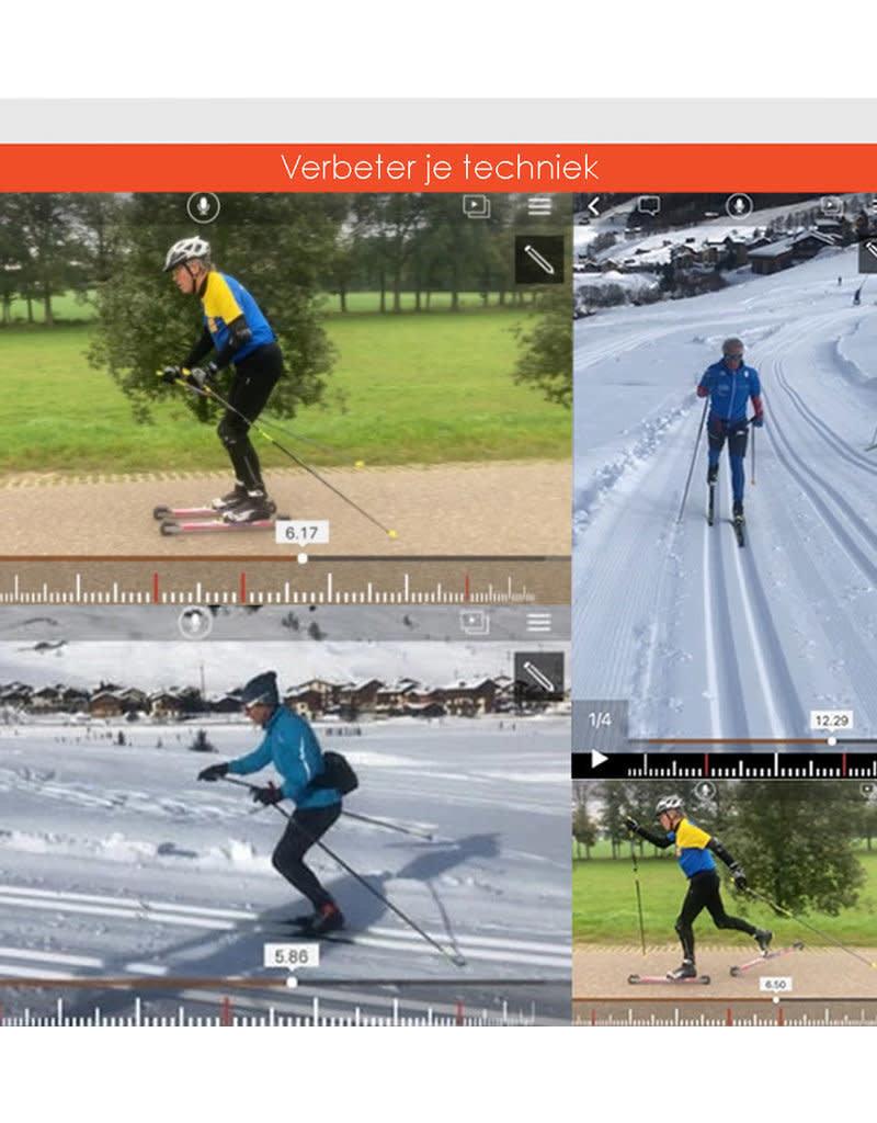 Vasa Sport Techniekles + videoanalyse