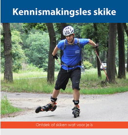 Vasa Sport Kennismakingsles Skike (17-04-2021)