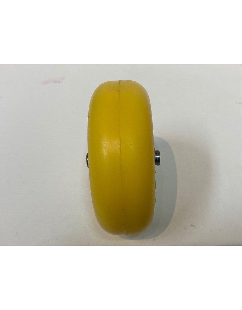 Skiskett Fire wiel pv geel alukern