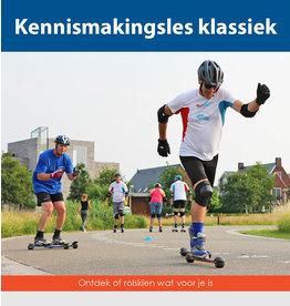 Vasa Sport Kennismakingsles rolski klassiek  (28-08-2021)