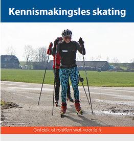Vasa Sport Kennismakingsles rolski skating (28-08-2021)