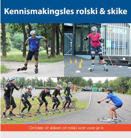 Vasa Sport Kennismakingsles rolski & skike (najaar 2021)