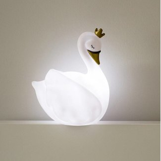 Atelier Pierre Junior Dame Blanche Led Lamp | Large Wit