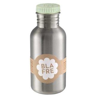 Blafre Stalen drinkfles 500ml | Lichtgroen