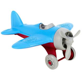 Green Toys Vliegtuig | Blauw