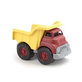 Green Toys Kiepauto | Rood met Geel