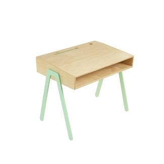 In2Wood Kinderbureau Desk Small | Mint