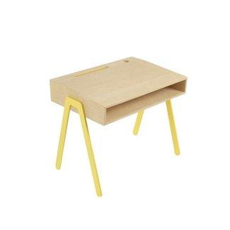 In2Wood Kinderbureau Desk Small | Yellow