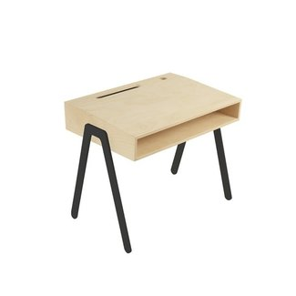 In2Wood Kinderbureau Desk Small | Black
