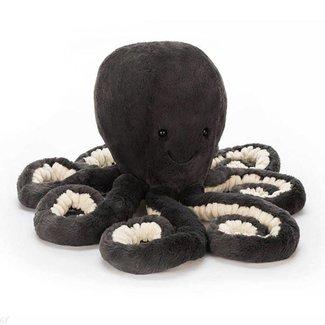 Jellycat Knuffel Inky Octopus   Medium