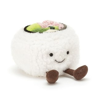 Jellycat Knuffel Silly Sushi California