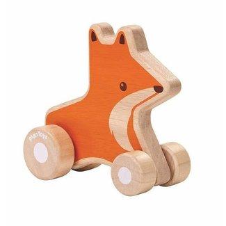Plan Toys Duwfiguur | Vos